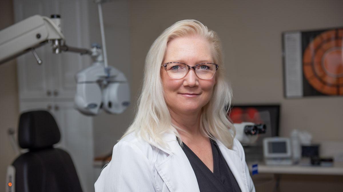 Dr. Johanna Sampson